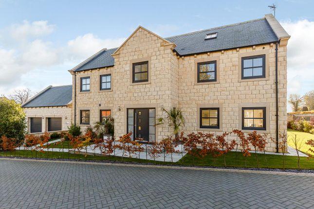 Thumbnail Detached house for sale in Copgrove Road, Burton Leonard, Harrogate