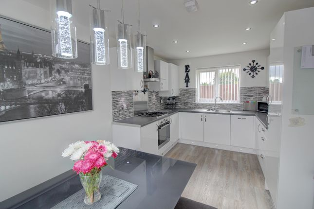 Kitchen Diner of Shropshire Close, Walsall WS2