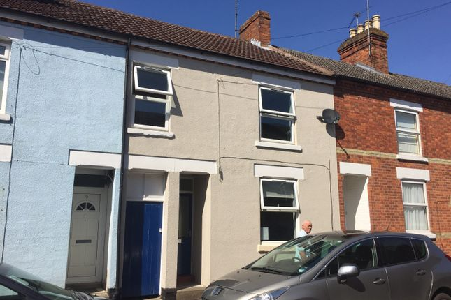 Thumbnail Terraced house to rent in Crabb Street, Rushden