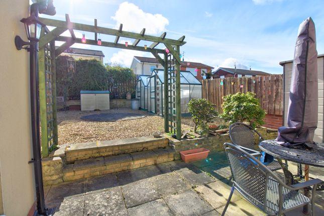 Rear Garden of Benton Park Road, Longbenton, Newcastle Upon Tyne NE7