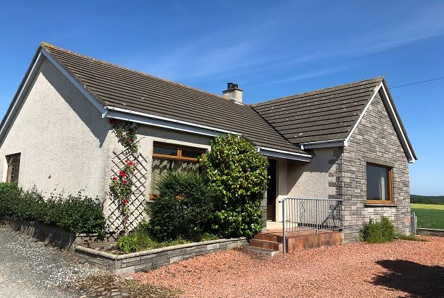 Thumbnail Detached bungalow for sale in 5 Culreoch, Stranraer