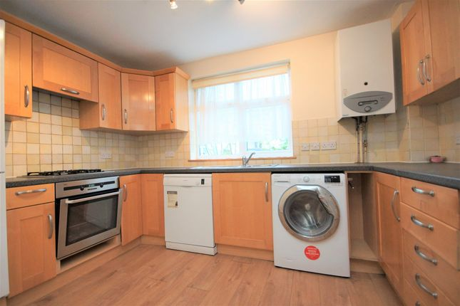 Thumbnail End terrace house to rent in Antoneys Close, Pinner
