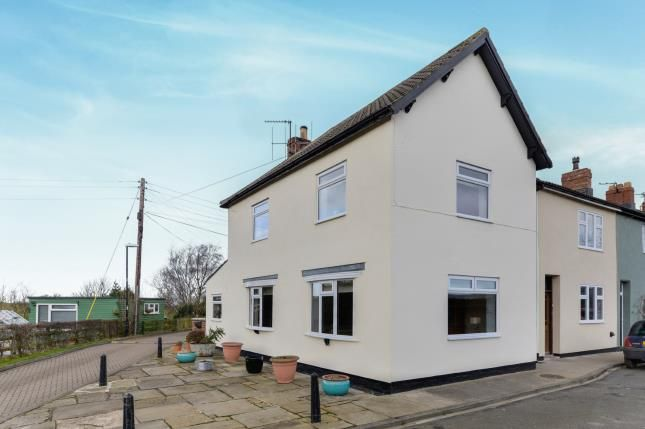 Thumbnail End terrace house for sale in Battersby Junction, Battersby, Middlesbrough