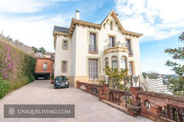 Thumbnail Villa for sale in Barcelona City, Barcelona, Spain