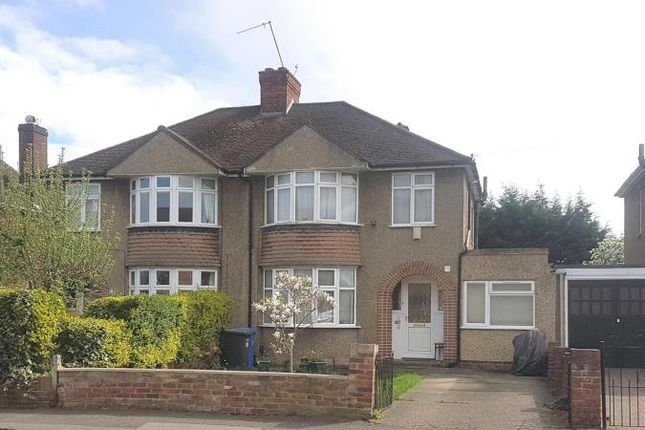 Thumbnail Semi-detached house for sale in Dedworth Road, Windsor