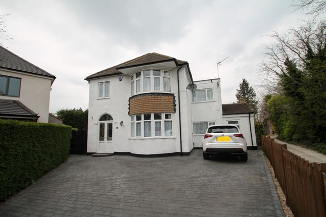 Thumbnail Detached house for sale in Heath Avenue, Littleover, Derby