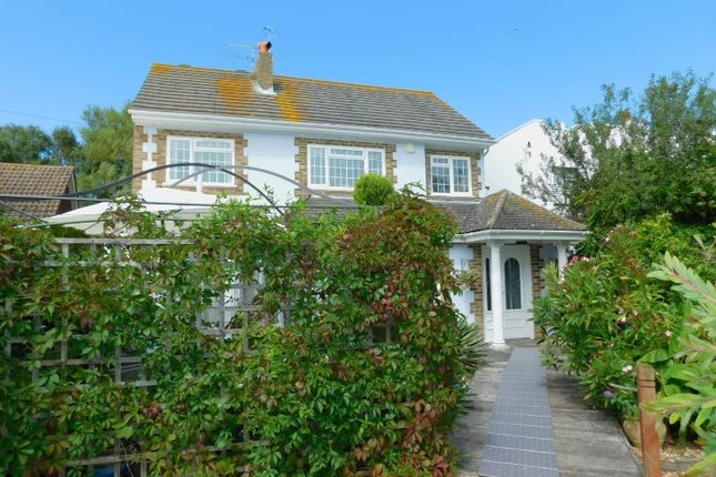 Thumbnail Detached house for sale in Ferringham Way, Worthing