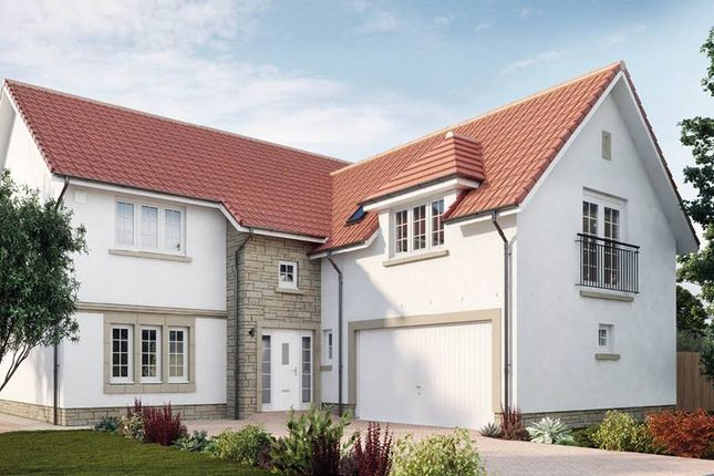 "Thumbnail Detached house for sale in ""The Melville"" at Lethame Road, Strathaven"