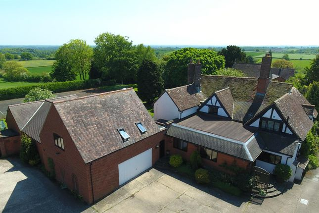 Thumbnail Detached house for sale in Church Road, Norton Lindsey, Warwickshire