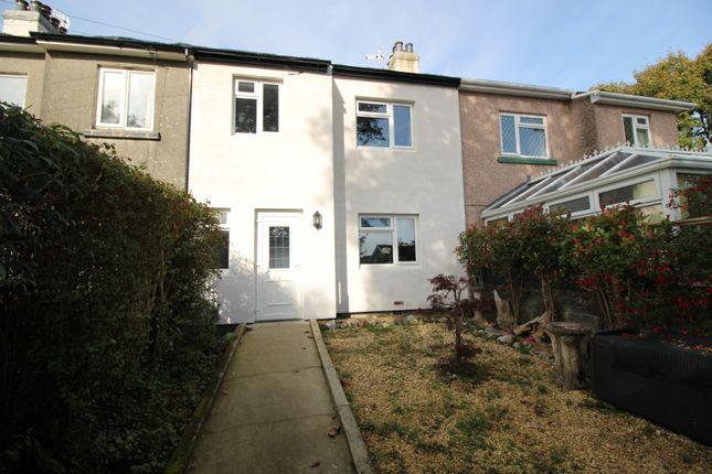 Thumbnail Terraced house for sale in St Aubyn Terrace, Lee Moor, Plymouth, Devon