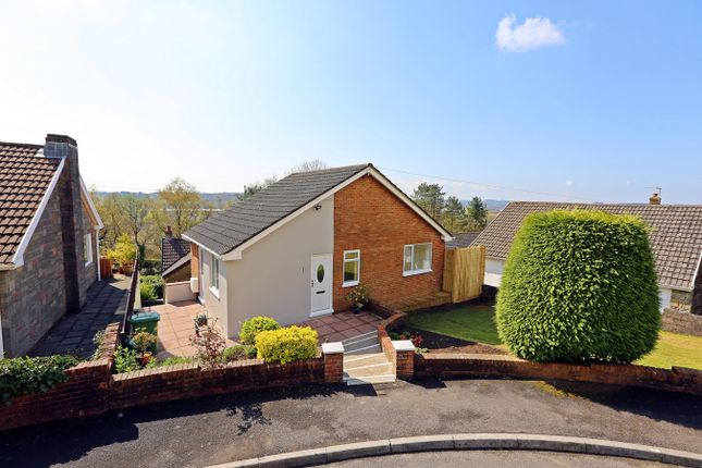 Thumbnail Detached house for sale in Ynysbryn Close, Talbot Green, Pontyclun