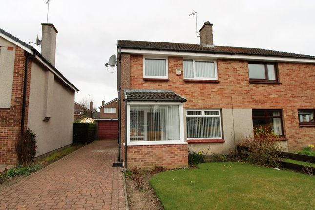 Thumbnail 3 bedroom semi-detached house to rent in Springfield Road, Linlithgow