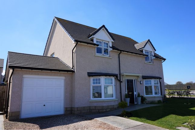 Thumbnail Detached house for sale in West Covesea Road, Elgin