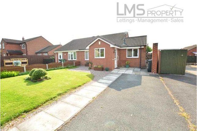 Thumbnail Bungalow to rent in Grange Lane, Winsford
