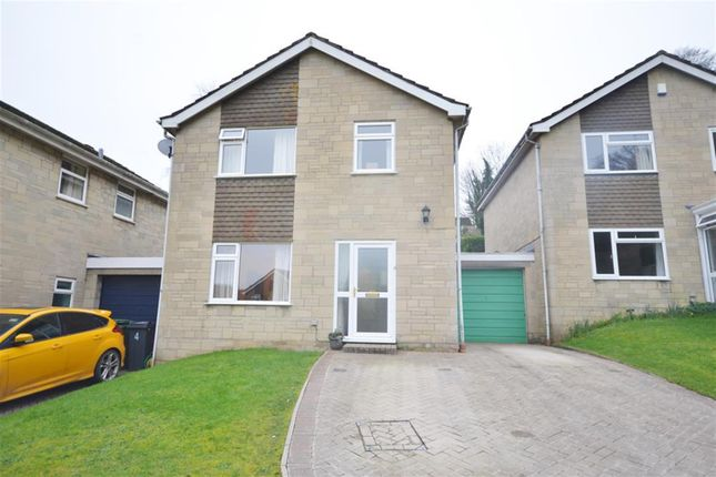 Thumbnail Link-detached house for sale in Torchacre Rise, Dursley