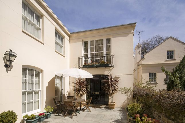 Thumbnail Terraced house for sale in Gloucester Gate, London