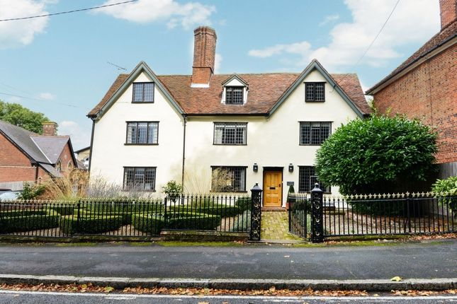 5 bed detached house for sale in The Green, Wethersfield, Braintree