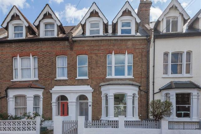 Thumbnail Terraced house to rent in Allison Road, London