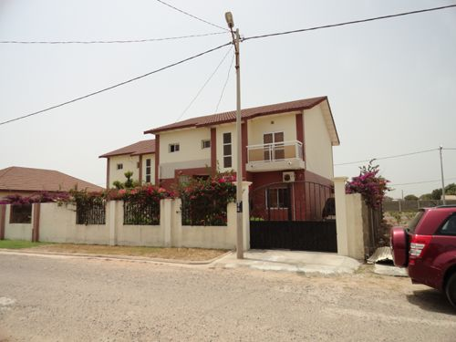 Thumbnail Detached house for sale in Oumie 401, Brufut Gardens Estate, Gambia