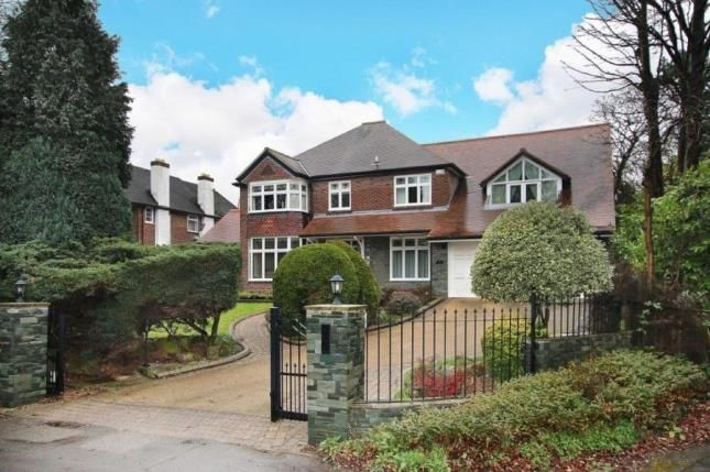 Thumbnail Detached house for sale in Green Lane, Rotherham, South Yorkshire
