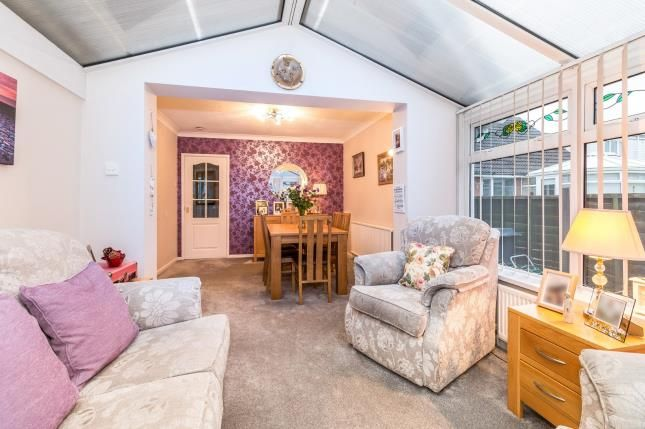 Conservatory of Highfield Avenue, Farington, Leyland, Lancashire PR25
