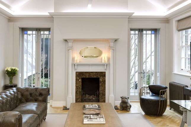 Thumbnail Flat to rent in North Audley Street, London