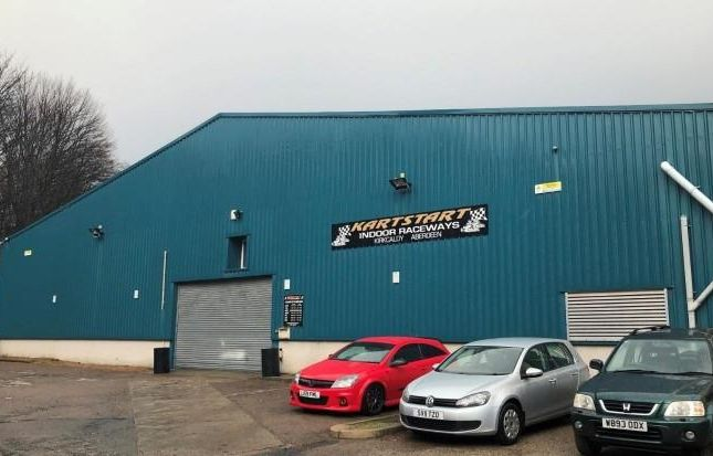 Thumbnail Light industrial to let in Broadfold Road, Bridge Of Don, Aberdeen