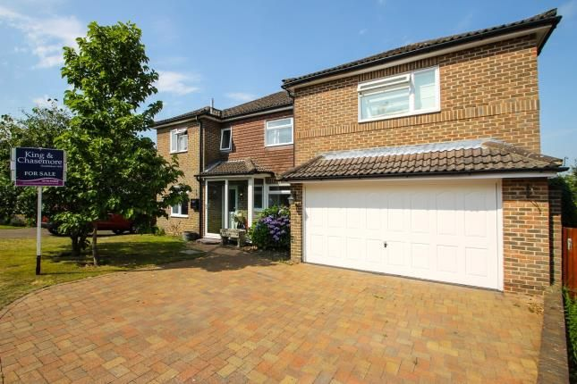 Thumbnail Detached house for sale in Goodwood Close, Midhurst, West Sussex