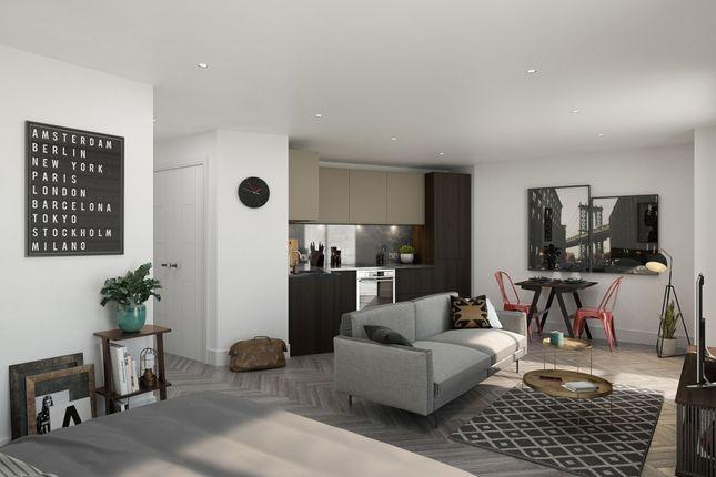 Studio for sale in Cross Burgess Street, City Centre S1