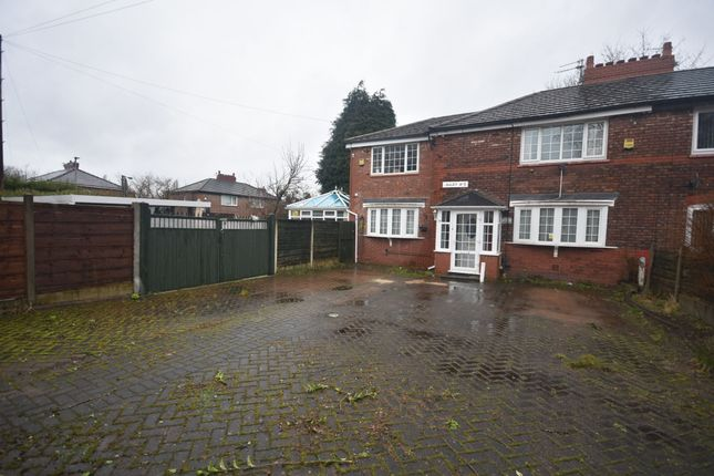 Thumbnail Semi-detached house for sale in Darley Avenue, Chorlton Cum Hardy, Manchester