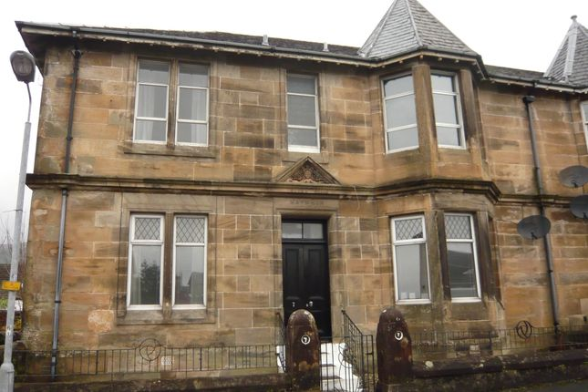 Thumbnail Flat for sale in 5 Victoria Road, Dunoon