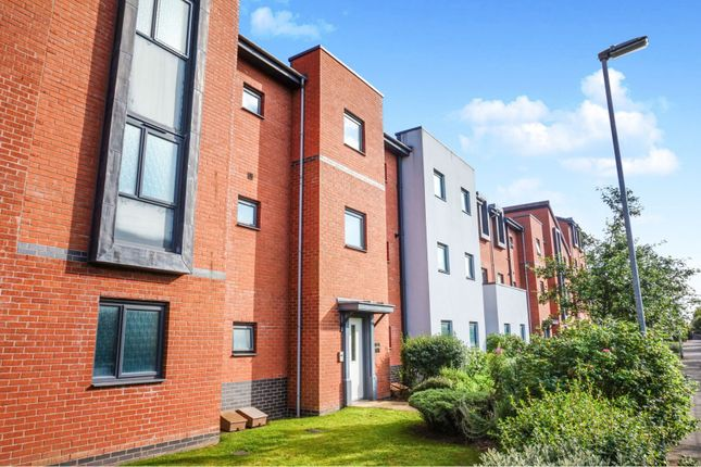 Thumbnail Flat for sale in Worcester House, Pear Tree Close, Lichfield