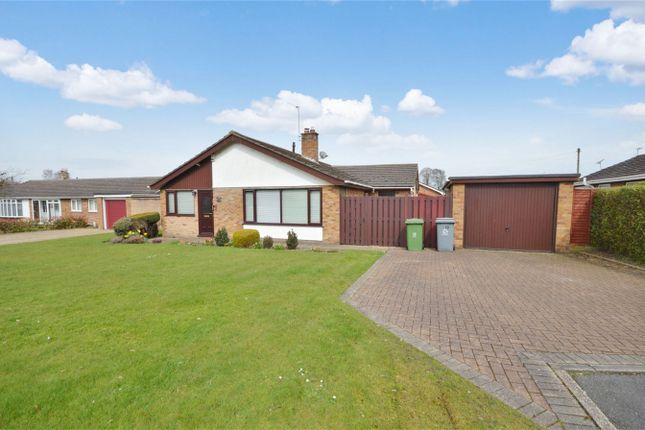 Thumbnail Detached bungalow for sale in Parkland Crescent, Sprowston, Norwich
