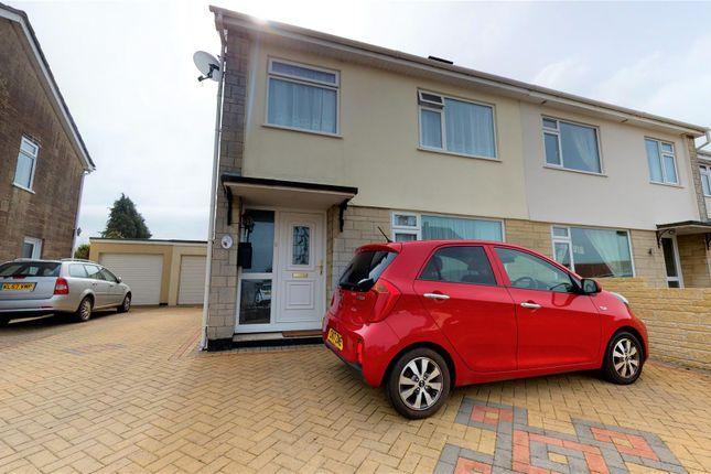 Thumbnail Semi-detached house for sale in Oaklands, Paulton, Bristol