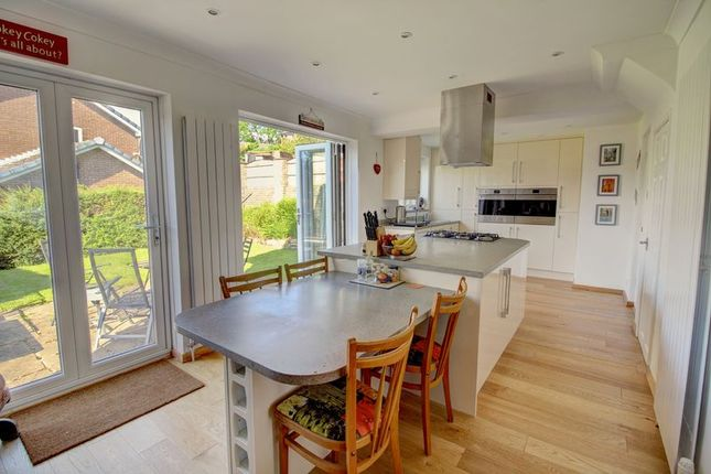 Thumbnail Detached house for sale in The Croft, Hadfield, Glossop
