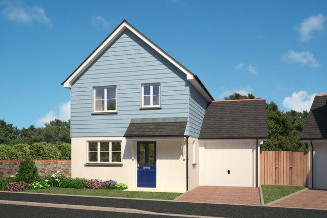 Thumbnail Detached house for sale in Lariat At Chandler Park, Penryn