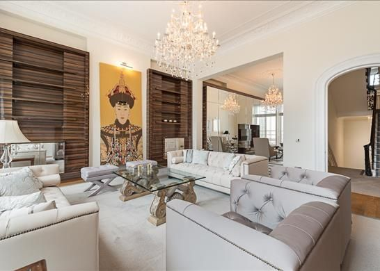 Thumbnail Property to rent in Princes Gate, Knightsbridge, London