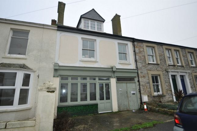 Thumbnail Maisonette to rent in Waterloo Road, Falmouth