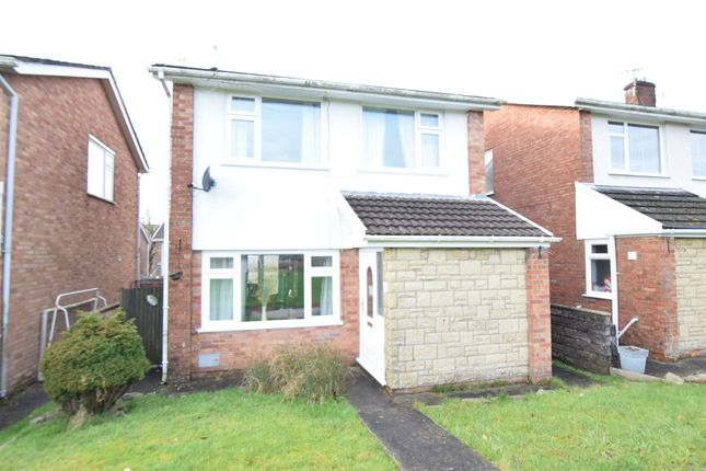 Thumbnail Detached house for sale in Sycamore Court, Woodfieldside, Blackwood