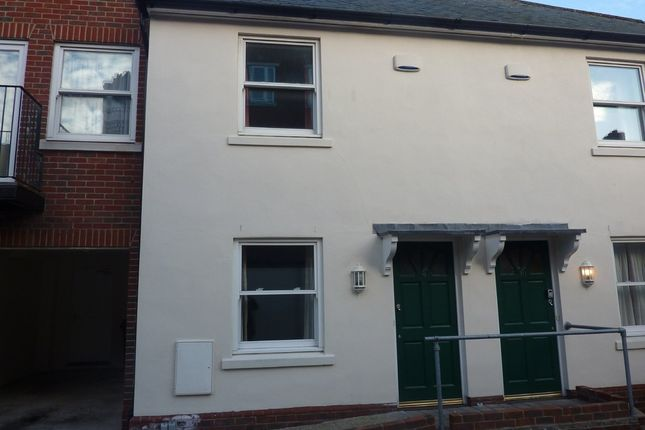 Thumbnail Terraced house to rent in The Pallant, Havant