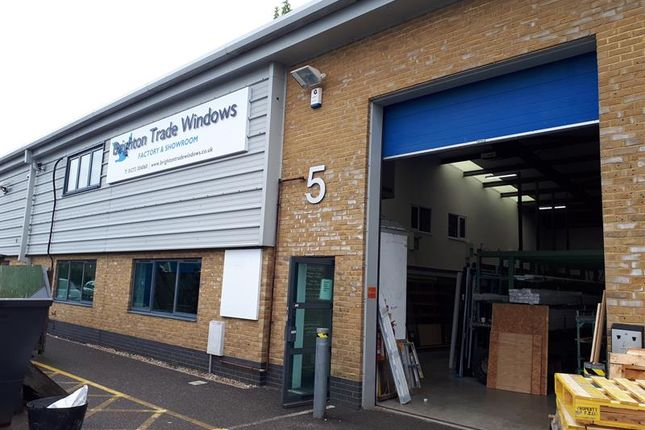 Thumbnail Light industrial to let in 5 Woodingdean Business Park, Seaview Way