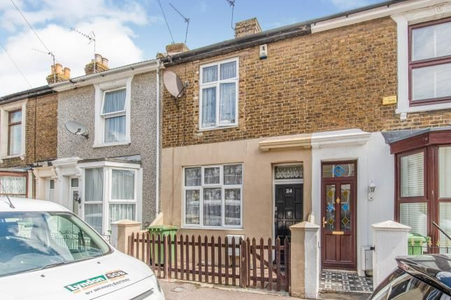 3 bed terraced house for sale in Winstanley Road, Sheerness, Isle Of Sheppey, Kent ME12