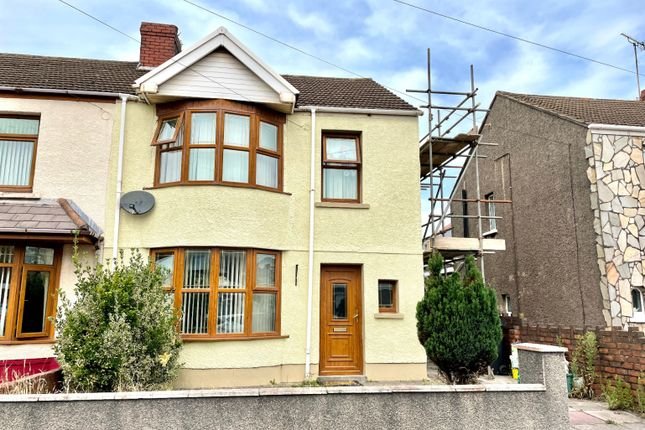 Thumbnail Semi-detached house for sale in St. Pauls Road, Port Talbot
