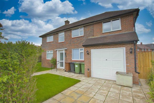 Thumbnail 4 bed semi-detached house to rent in Beech Drive, Borehamwood