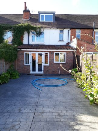 Thumbnail Terraced house to rent in Kenpas Highway, Finham, Coventry
