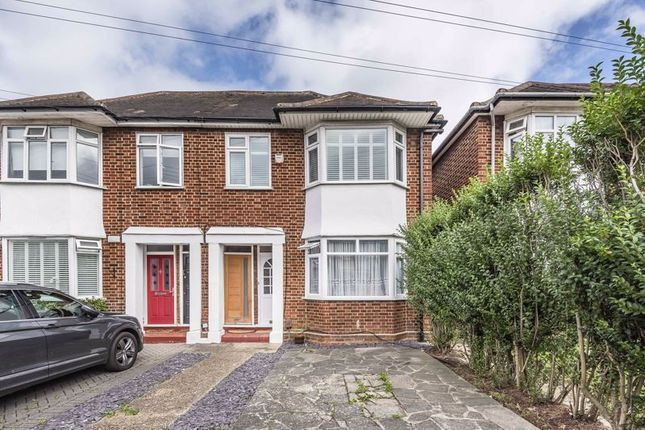 Front of Parkview Road, London SE9
