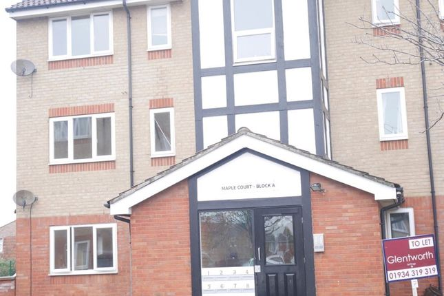 Thumbnail Flat to rent in Thompson Close, Bridgwater