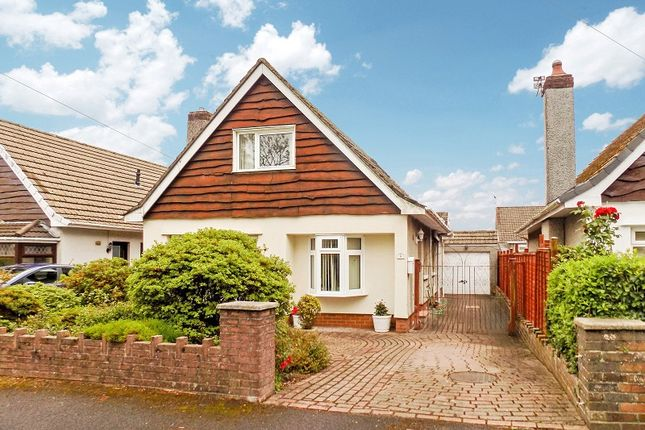 Thumbnail Detached bungalow for sale in Heol Croesty, Pencoed, Bridgend .