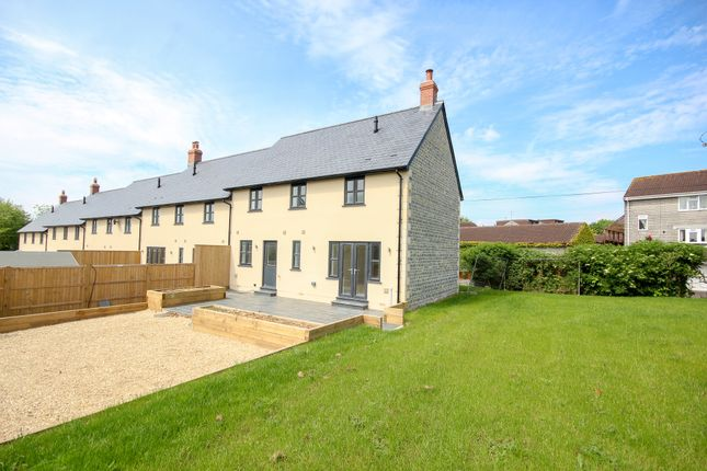 Thumbnail End terrace house for sale in Fosse Way, Ilchester, Yeovil