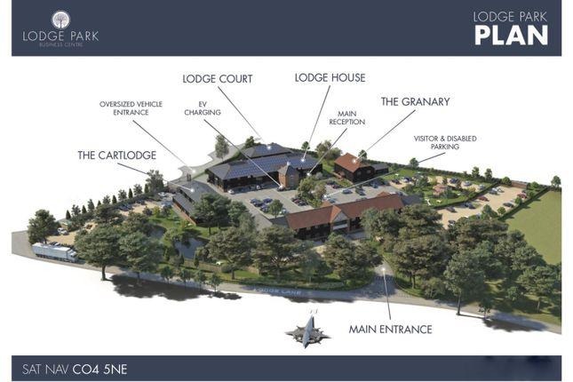 Thumbnail Property to rent in Lodge Park Business Centre, Lodge Lane, Langham, Colchester, Essex
